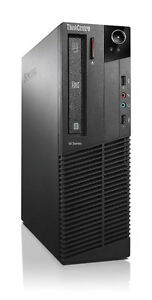 LIKE NEW - Lenovo ThinkCentre M78, 3.6 GHz with turbo 3.8 ghz !