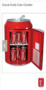 Coca cola cc10-G  mini cooler/warmer