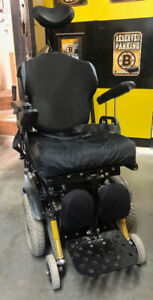 Electric wheelchair with tilt for sale