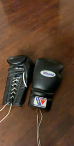 10/10 Winning 16 Oz Laced Boxing Gloves