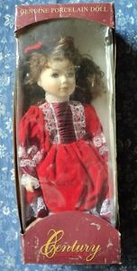 Century Collection - Genuine Porcelain Doll with Certificate.