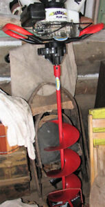 10 inch gas powered Ice Auger