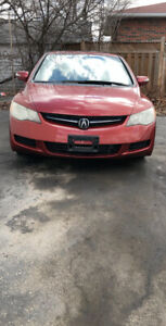 *AUTOVERSE USED CARS* 2006 ACURA CSX CLEAN BODY AND INTERIOR!