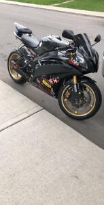 '09 Yamaha R6