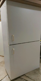 White Kitchen Wall Cupboard
