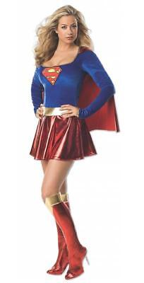 Superheldin Girl Woman Wonder Heroes Outfit Kostüm Kleid Supergirl Wondergirl