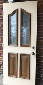 For Sale - Exterior Steel Door (Used)