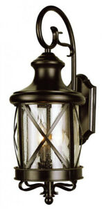 Trans Globe Lighting, 2-Light Coach Lanterns