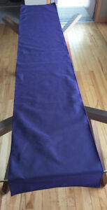 Plum/Deep Purple Table Runners