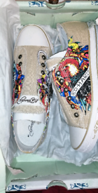 Brand new ed Hardy shoes