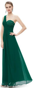 Elegant Green Gown