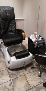 CLEO Spa Pedicure and Massage Chair - SOLD