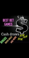 games, cash draws and prizes