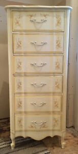 Vintage French Provincial Lingerie Chest