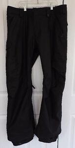 Pantalons planche à neige/ ski Burton (Couleur: noir/Gr. large).