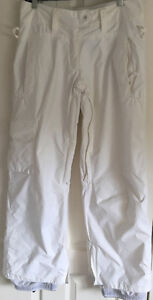 Ladies snowboard pants (size small)