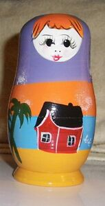Ensemble de 3 poupées russes Saint-Hyacinthe Québec image 2
