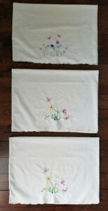 Vintage Standard Pillowcases
