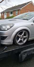 VAUXHALL ASTRA H MK5 XP SRI SPEC BREAKING ALL SPARE PARTS Z18XER