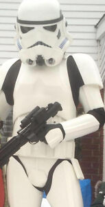 Star Wars Storm Trooper available for events/birthday parties Kitchener / Waterloo Kitchener Area image 1