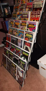 Wanted!! Looking For A Couple Comic Book Display Racks!!