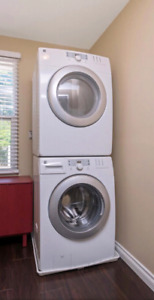 Kenmore Stackable Washer and Dryer Pair