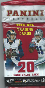Football Boxes and Packs for Sale