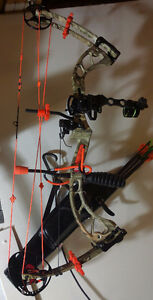2013 PSE Brute X Compound Bow.