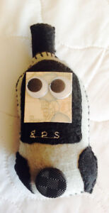 Stuffed Animal Toy - Geocaching GPS - perfect gift for Geocacher