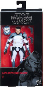 Star wars The Black Series Clone Commander Wolffe - Exclusive