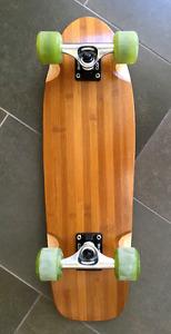 Moose Bamboo Longboard BRAND NEW