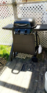 Brand new bbq with tank