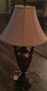 Table Lamp Bronze