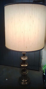 Stiffel Brass Table Lamps (price is each)