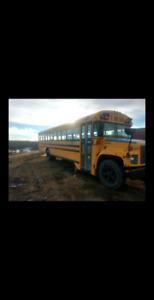 1997 GMC School Bus / RV