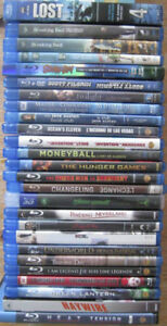 47 Blu-ray Movies & TV Shows