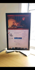 20 Inch Monitor With Stand