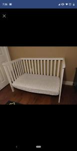 Storkcraft crib & mattress