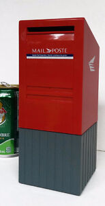 Canada Post Mailbox Coin Bank   (Pierrefonds) West Island Greater Montréal image 1