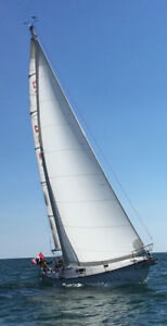 Racing/Cruising Sailboat for sale - price reduced!