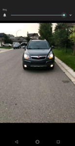 Saturn Vue 2008. Car for winter