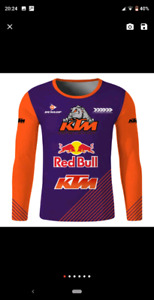 KTM Red Bull Dirtbike  Short Brand new with tags size Xl