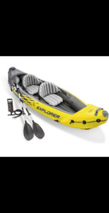 Intex Inflatable Kayak