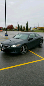 2008 Honda Accord Coupe 2.4L 4 Cyl Automatic