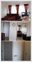 Nice 3 1/12 on 9th floor renovated for Sep 1st $850