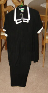 Suits, Top, Capris, New Nursing Nightgown/Housecoat - L, XL, 1X