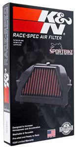 K&N Suzuki Race Specific Air Filter - GSXR 600/750 - 2006-2010