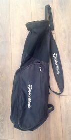 Taylor Made lightweight golf bag. £10