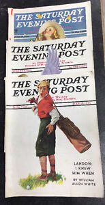 Vintage Magazines and Newspapers