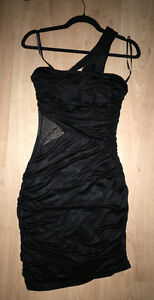 Bebe Like New Black Dress